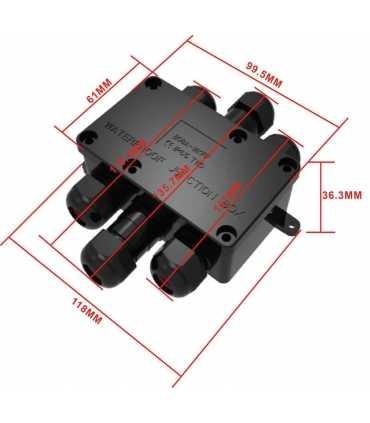 Waterproof Electrical Junction Box