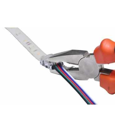 Soket Tipi Hızlı Kablo Birleştirme Konnektörü
