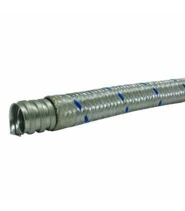 Çelik Tel Örgülü Metal Spiral