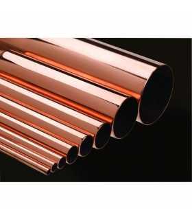 Decorative Copper Tube(1meter)