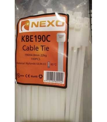 Cable Ties with Tag