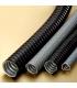 PVC coated galvanized steel spiral nexo
