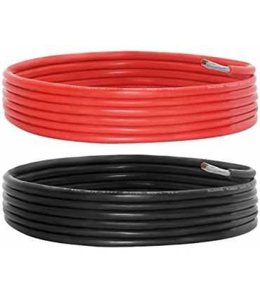 SIAF Silicone cable single core