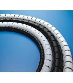 Omurgalı Kablo Toplama Spirali ve Aparatı (5 metre)