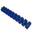 Plastic terminal block