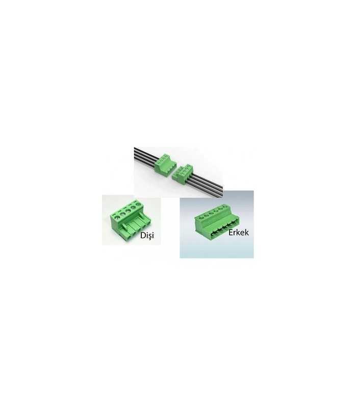 Soket Tipi Kablo Birleştirici