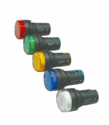16 mm LED traffic signals