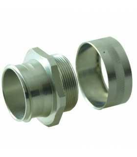 Nikel Kaplı Metal Spiral Rakoru (Oynar Başlıklı-Yüksüklü)