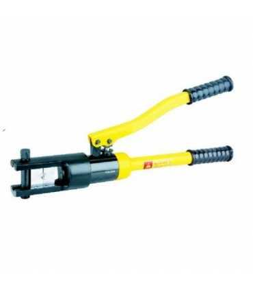 10 - 300 mm Hidrolik Alüminyum ve Bakır Kablo Pabuç Sıkma Pensesi