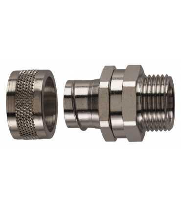 PVC Kaplı Galvaniz Çelik Spiral Rakorları