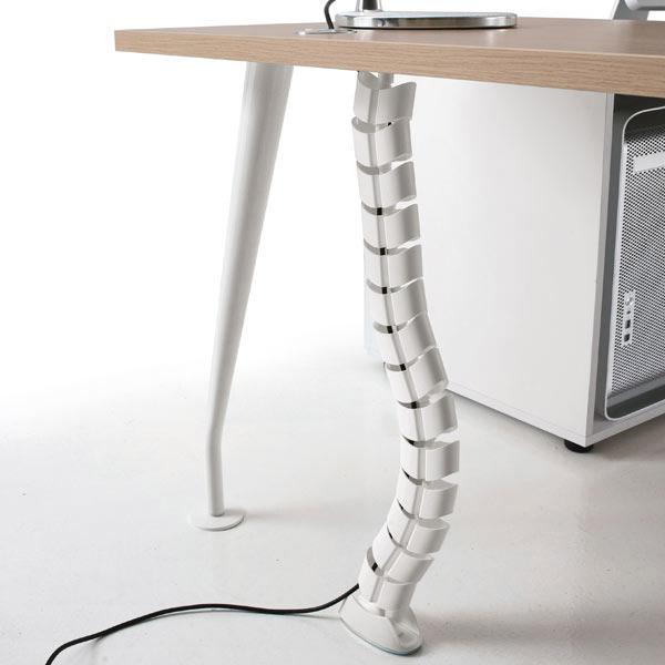 masaaltı dinazor kablo toplama spirali